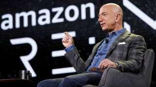Джефф Безос ответил на вопрос о появлении Amazon на Луне