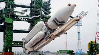 Рогозин сообщил, что сроки запуска новой ракеты «Ангара» по-прежнему не изменились