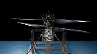 Экспериментальный американский дрон-вертолет готов к полету на Марс