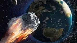 К Земле движется опасный астероид размером с футбольное поле