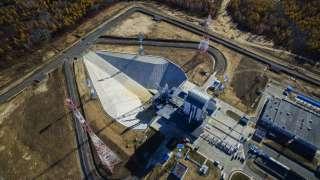 За строительством на космодроме Восточный следят орбитальные спутники и камеры
