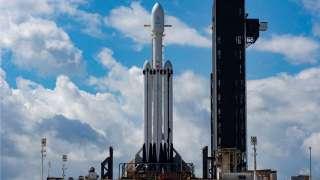 Ракета Falcon Heavy выведет на орбиту несколько научных новинок