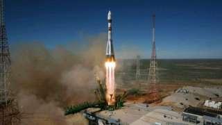 В конце 2019 года «Роскосмос» получит первую ракету «Союз-2.1а» для запуска космонавтов к МКС