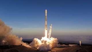 В США запустили ракету Falcon 9 с тремя спутниками зондирования Земли