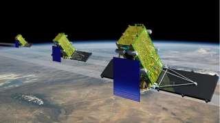 Канадские спутники RADARSAT Constellation успешно вышли на околоземную орбиту
