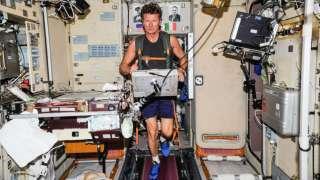 Российский экипаж будущей Национальной космической станции может остаться без важного тренажера для поддержания физической формы
