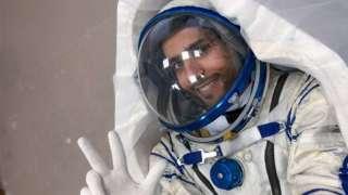 Шеф-повар рассказала, что первый в истории космонавт из ОАЭ будет есть на борту МКС