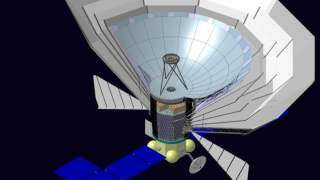 NASA приостановило разработку приборов для российского космического телескопа «Спектр-М»