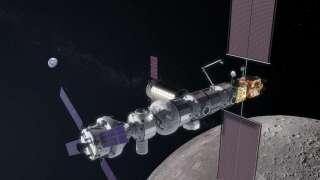 Россия поддержит NASA в проекте по созданию окололунной станции, но после испытаний своих систем