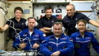 Гости фестиваля «Нашествие» пройдут тест отбора в космонавты и пообщаются с экипажем МКС