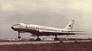 В Чечне восстанавливают самолет первых советских космических экипажей