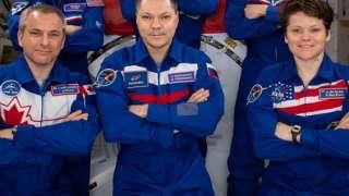 Названа точная дата возвращения экипажа МКС на Землю
