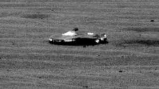 Невероятная находка: Найденный на Марсе дискообразный объект озадачил уфологов