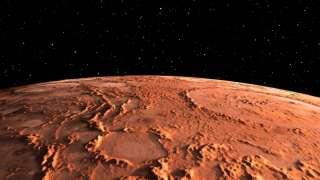 На Марсе найдены возможные признаки жизни