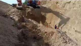 Рогозин показал на видео, как проходит строительство второй очереди космодрома Восточный