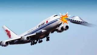 Невероятное видео с НЛО и самолётом, снятое в Пензе, появилось в сети