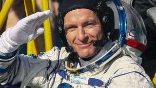 Давид Сен-Жак установил новый рекорд Канады по непрерывному пребыванию в космосе