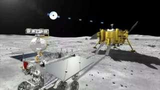 Китайская лунная станция «Чанъэ-4» вышла из спящего режима и возобновила работу