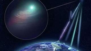 Астрономы впервые смогли локализовать источник одиночных «инопланетных радиосигналов»