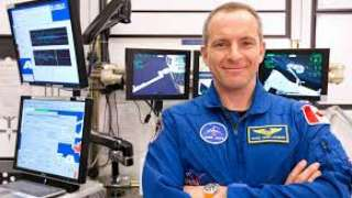 Канадец Давид Сен-Жак сообщил, что почти полностью восстановился после продолжительной космической экспедиции