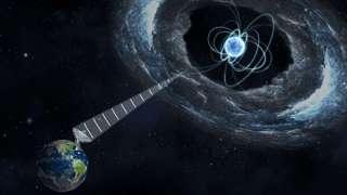 Астрономы нашли источник таинственных радиосигналов из космоса