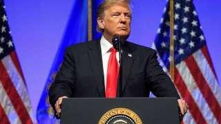 Трамп пообещал, что американцы скоро установят флаг США на Марсе