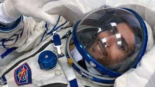 Российская компания готовит для первого космонавта из ОАЭ арабские блюда