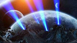 Ученые озвучили новую версию, объясняющую загадочные мерцания «звезды Табби»