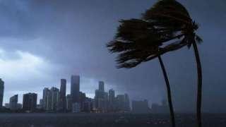 Неужели ураган в США устроили пришельцы?
