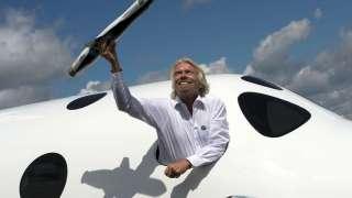 Компания Virgin Galactic собирается вывести свои акции на биржу