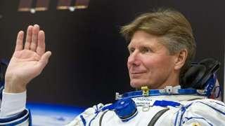 Российский космонавт Геннадий Падалка присоединился к кругосветному путешествию через полюса Земли
