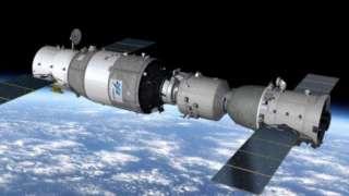 Китай 19 июля выведет с орбиты космическую лабораторию «Тяньгун-2»