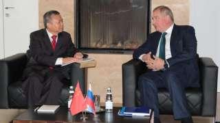 Россия и Китай наметили шаги по созданию совместной научной лунной станции