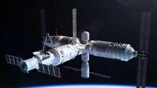 Китайская обитаемая космическая лаборатория «Тяньгун-2» сгорела в атмосфере