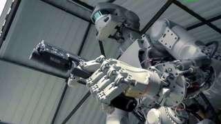 Рогозин: Робот FEDOR пробудет на МКС порядка полутора недель