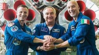 Экипаж корабля «Союз МС-13» перешел на борт МКС