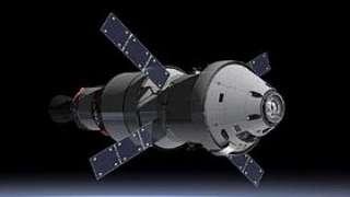 NASA готовится к испытательному полету нового космического корабля Orion вокруг Луны