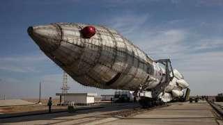 Ракета «Протон-М» отправлена из Москвы на космодром Байконур для коммерческого запуска