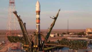 Названо точное время старта корабля «Союз МС-14» с роботом FEDOR