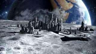 Скотт Уоринг нашёл огромный город на Луне и показал, как NASA скрывает от людей правду