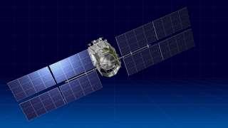 Запущенный в космос спутник «Меридиан» был принят на управление
