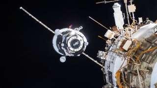 «Прогресс МС-12» долетел до МКС за рекордно короткое время и успешно пристыковался