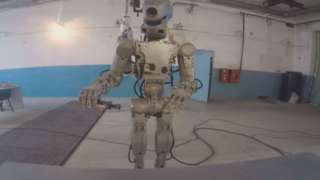 NASA уверено, что российский робот FEDOR абсолютно безопасен для полета в космос