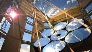 Строительство самого большого телескопа в мире завершится к 2027 году