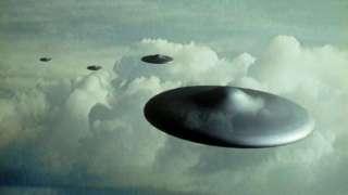 Видео, в котором сразу несколько НЛО появляются над Цинциннати, поразило интернет