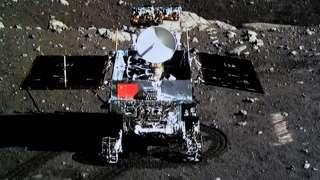 Китайский луноход «Юйту-2» прошёл 271 метр на поверхности обратной стороны Луны