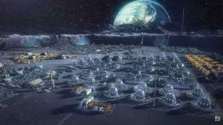 Учёные в шоке: На Луне обнаружили десятки странных объектов
