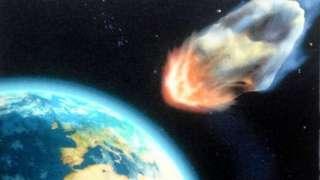 В Роскосмосе прокомментировали приближение к Земле громадного астероида
