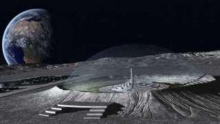 Уфолог нашёл на Луне магическое оружие пришельцев