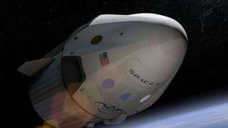 Источник назвал дату первого полета Crew Dragon к МКС с экипажем на борту